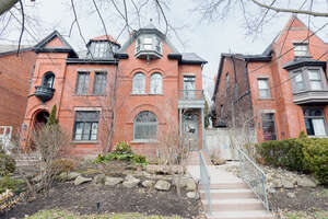 Featured Property in Toronto, ON M5R 1T8