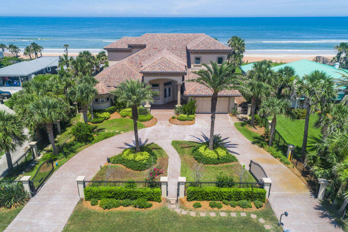 Single Family for Sale at 777 Ocean Shore Boulevard Ormond Beach, Florida 32176 United States