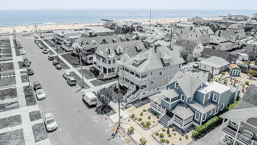 Single Family for Sale at 111 7th Avenue Belmar, New Jersey 07719 United States