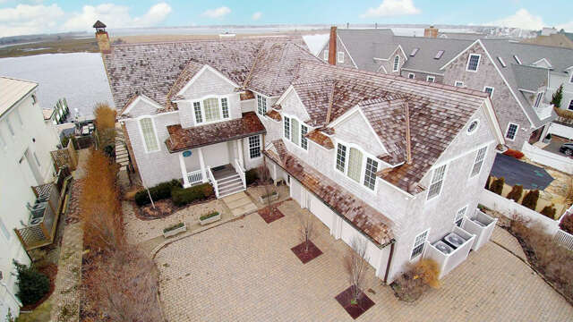 Single Family for Sale at 1028 Barnegat Lane Mantoloking, New Jersey 08738 United States