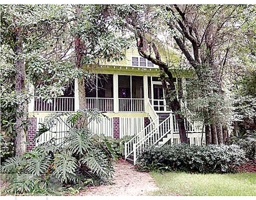 Single Family for Sale at 1113 Solomon Avenue Tybee Island, Georgia 31328 United States