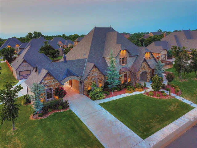 Single Family for Sale at 2209 Lone Oak Way Edmond, Oklahoma 73034 United States