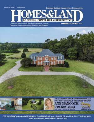 Homes & Land of Greater Durham,Chapel Hill & Burlington