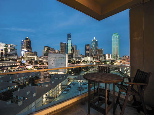 Single Family for Sale at 2408 Victory Park Lane #1136 Dallas, Texas 75219 United States