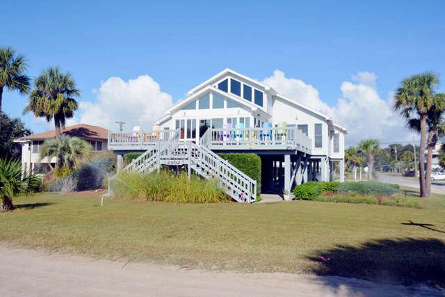 Single Family for Sale at 2402 Palmetto Boulevard Edisto Island, South Carolina 29438 United States