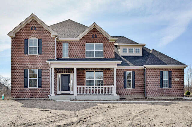 Single Family for Sale at 19 East Peter Lane (Lot 37) Hawthorn Woods, Illinois 60047 United States