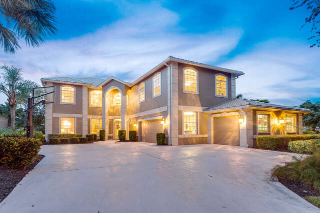 Single Family for Sale at 11091 Championship Dr Fort Myers, Florida 33913 United States