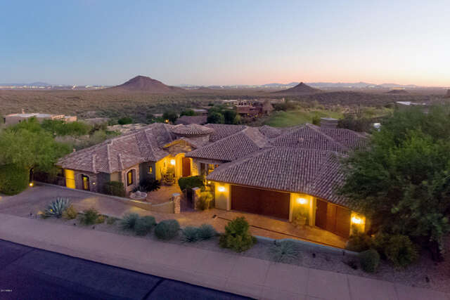 Single Family for Sale at 15210 E Camelview Drive Fountain Hills, Arizona 85268 United States
