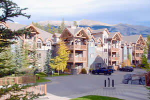Featured Property in Canmore, AB T1W 3H7