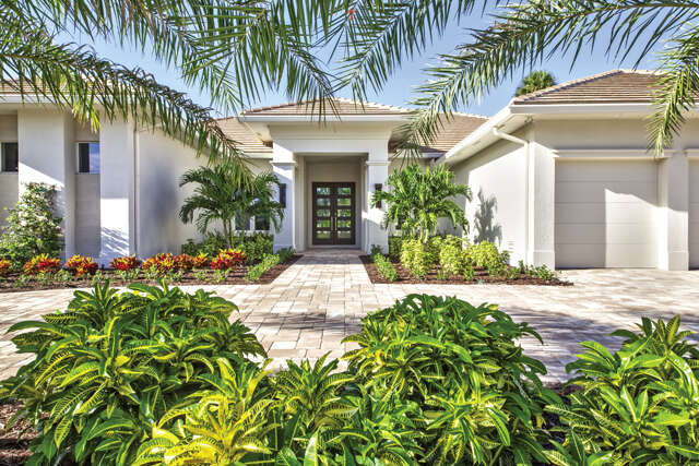 New Construction for Sale at 4689 Fern Tree Drive Delray Beach, Florida 33445 United States