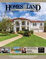 HOMES & LAND Magazine Cover. Vol. 14, Issue 07, Page 34.