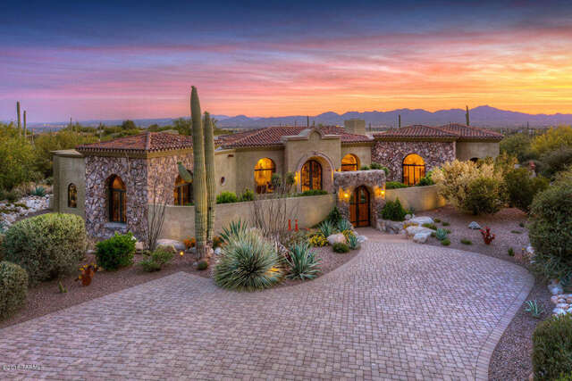 Single Family for Sale at 1734 E Sanctuary Cove Way Tucson, Arizona 85718 United States