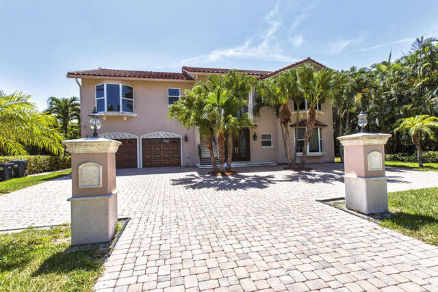 Single Family for Sale at 4108 S Ocean Boulevard Highland Beach, Florida 33487 United States
