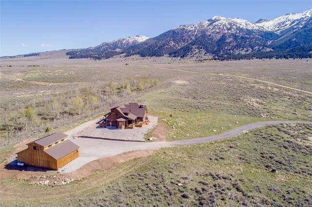 Single Family for Sale at 55 Elk Meadows Ranch Rd Cameron, Montana 59720 United States