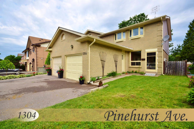 Real Estate for Sale, ListingId:45841844, location: 1304 Pinehurst ave. Oshawa L1H 8G5