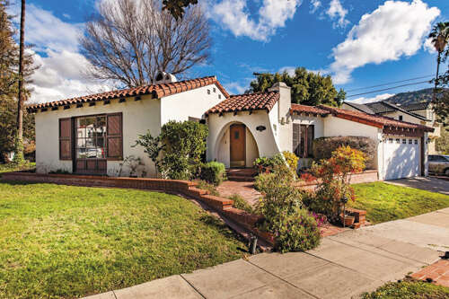 Single Family for Sale at 1400 Moncado Drive Glendale, California 91207 United States