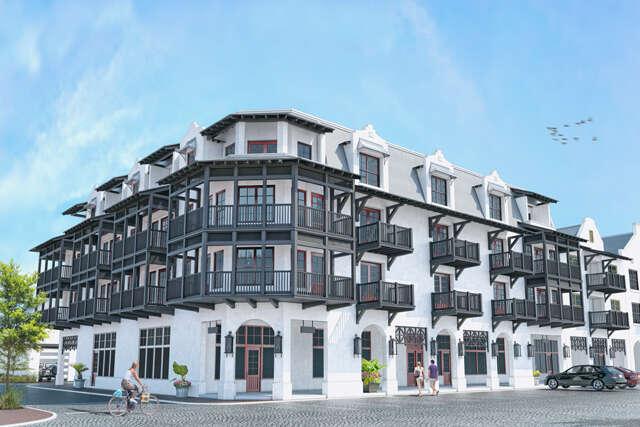 Home Listing at 0 N Barrett Square Unit #202, PANAMA CITY BEACH, FL