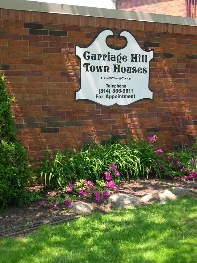 Apartments for Rent  ListingId 2465180  location  5765 Georgetown Drive Erie  16509. Carriage Hill Town Houses Apartments for Rent   RentalGuide net