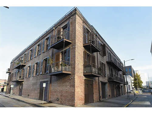 Single Family for Sale at 900 S Peters St #10 New Orleans, Louisiana 70130 United States