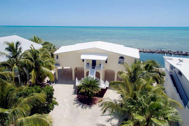 Home Listing at 208 Plantation Shores Drive, PLANTATION KEY, FL