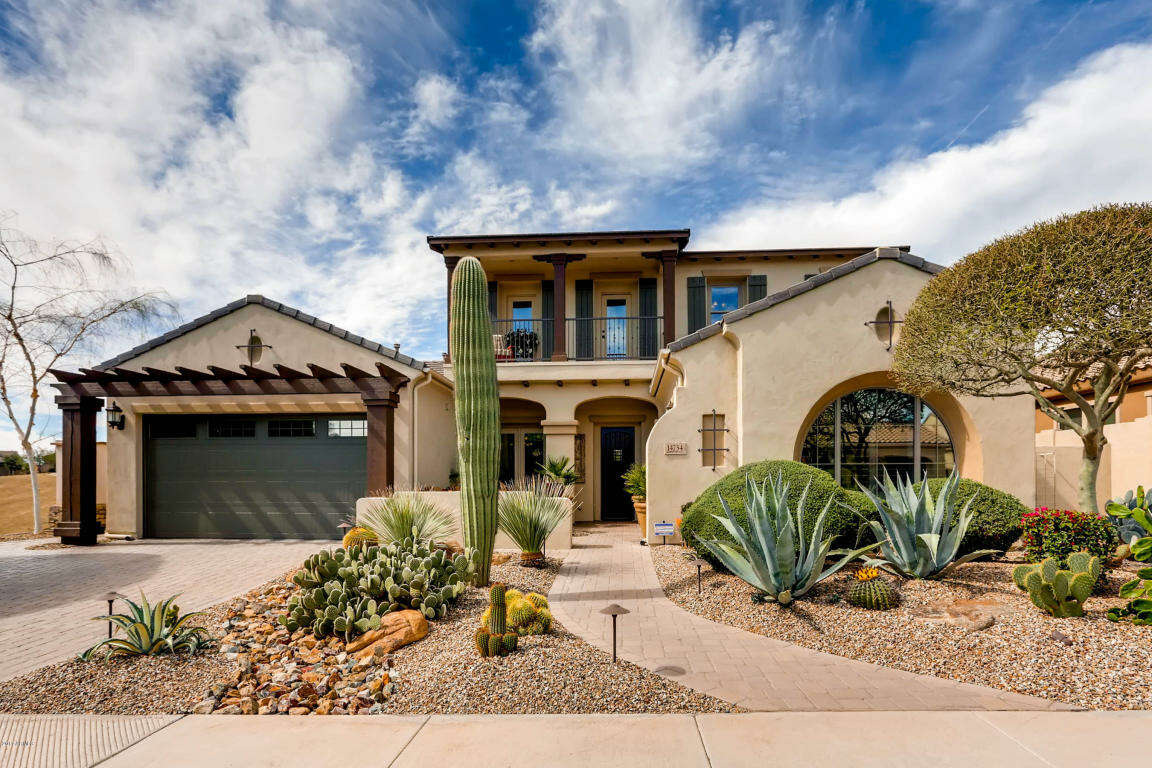 Single Family for Sale at 14734 S 182nd Dr. Goodyear, Arizona 85338 United States