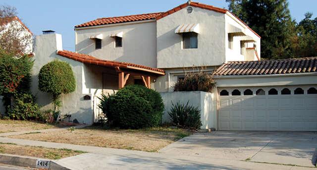 Single Family for Sale at 1414 El Miradero Avenue Glendale, California 91201 United States