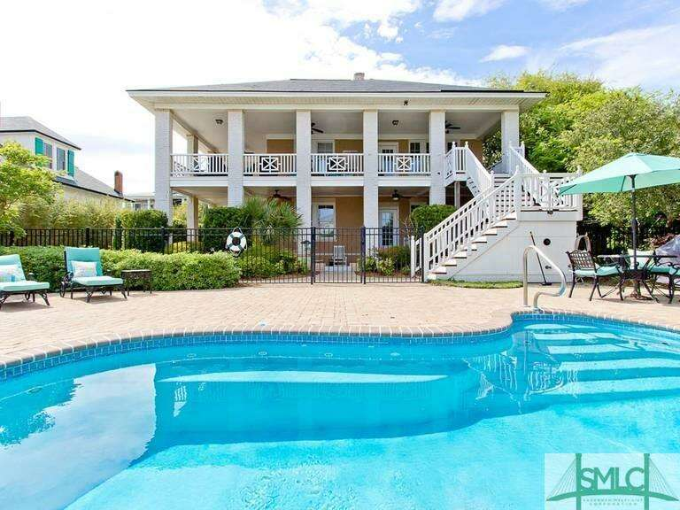 Single Family for Sale at 6 12th Terrace Tybee Island, Georgia 31328 United States