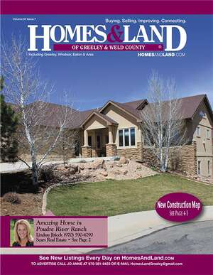 HOMES & LAND Magazine Cover. Vol. 30, Issue 08, Page 2.