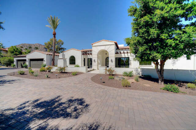 Single Family for Sale at 6025 E Lincoln Drive Paradise Valley, Arizona 85253 United States