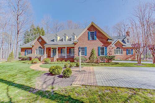 Single Family for Sale at 604 Joe Brooke Lane Manakin Sabot, Virginia 23103 United States