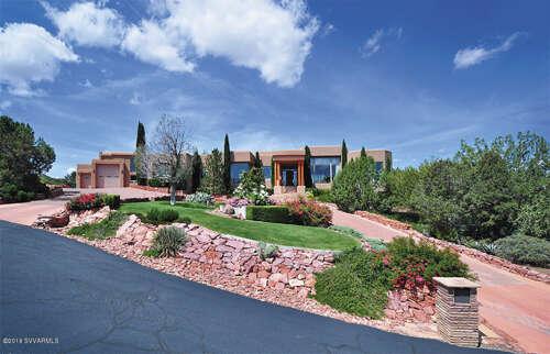 Single Family for Sale at 10 Opal Court Sedona, Arizona 86336 United States