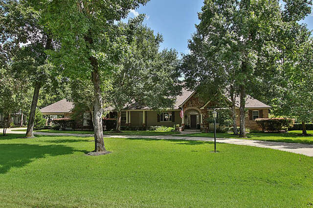 Single Family for Sale at 25611 Bridle Creek Drive Magnolia, Texas 77355 United States