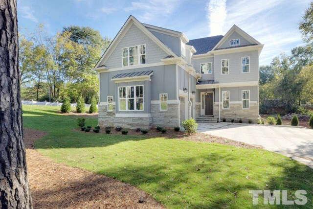 Single Family for Sale at 1015 Grassland Court Hillsborough, North Carolina 27278 United States