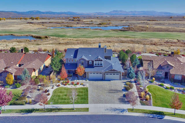 Single Family for Sale at 2895 Cloudburst Canyon Drive Genoa, Nevada 89411 United States