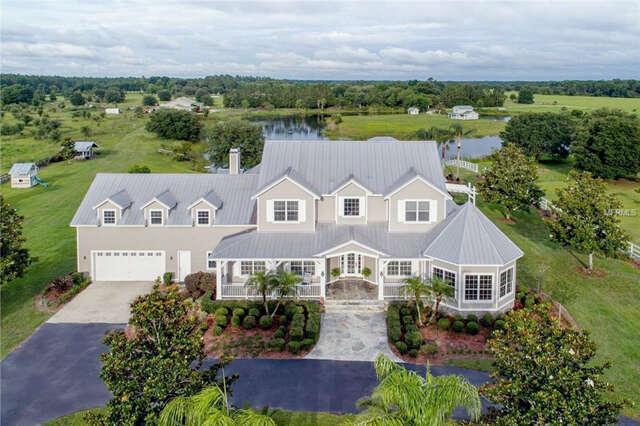 Single Family for Sale at 39320 Lake Norris Road Eustis, Florida 32736 United States