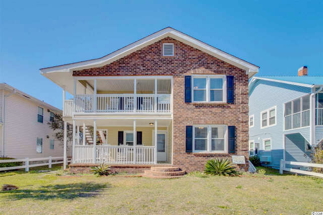 Single Family for Sale at 1418 S Ocean Blvd North Myrtle Beach, South Carolina 29582 United States
