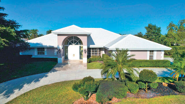 Single Family for Sale at 4781 S Lake Drive Boynton Beach, Florida 33436 United States