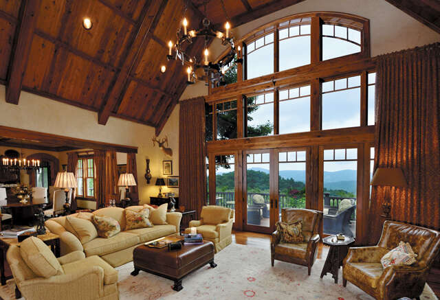 Single Family for Sale at 650 Turks Gap Linville, North Carolina 28646 United States