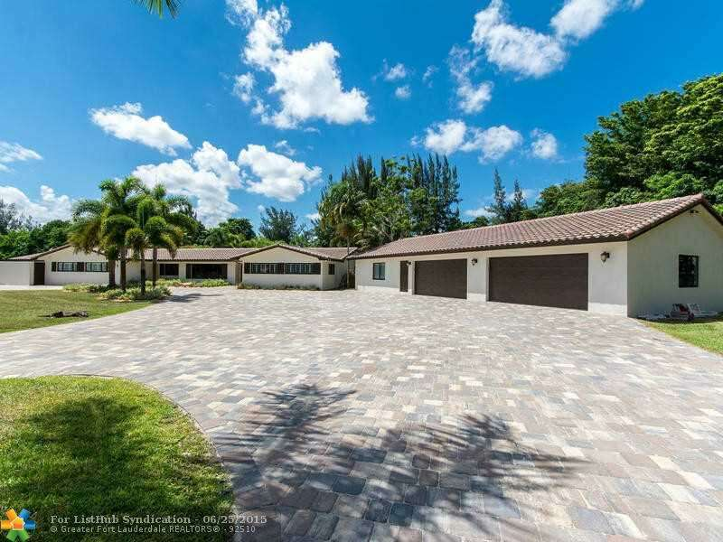 Additional photo for property listing at 14701 Sunset Ln  Southwest Ranches, Florida 33330 United States