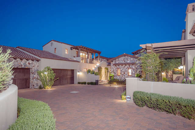 Single Family for Sale at 9917 N Canyon View Lane Fountain Hills, Arizona 85268 United States