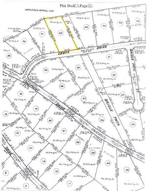 Land for Sale, ListingId:43477177, location: Lot 42 Lewis Road Clarksville 23927