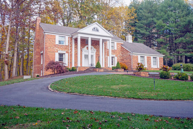 Single Family for Sale at 1505 Brook Hill Lane Charlottesville, Virginia 22901 United States