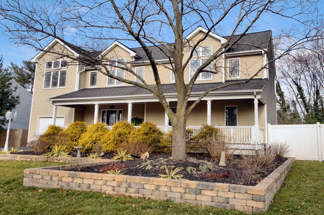 Single Family for Sale at 53 Linden Lane Plainsboro, New Jersey 08536 United States