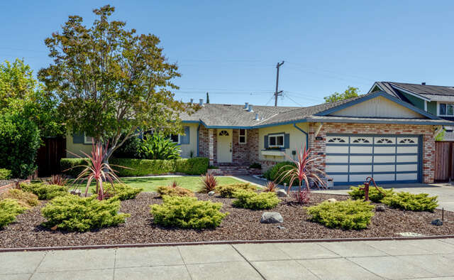 Single Family for Sale at 943 Pleasant Hill Rd Redwood City, California 94061 United States