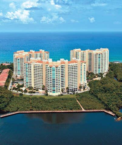 Condominium for Sale at 3700 S Ocean Boulevard #607 Highland Beach, Florida 33487 United States