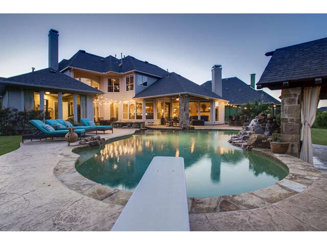 Single Family for Sale at 818 Faith Trail Heath, Texas 75032 United States