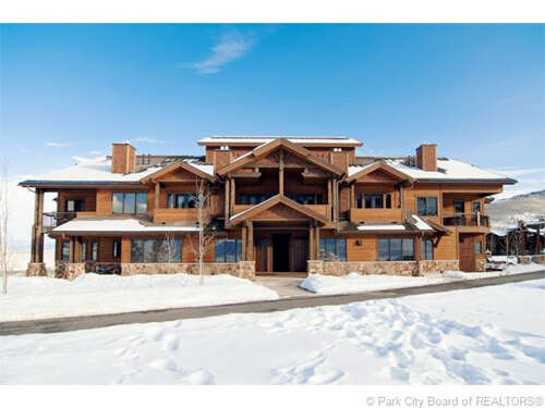 Single Family for Sale at 4338 Willow Draw #1106 Park City, Utah 84098 United States