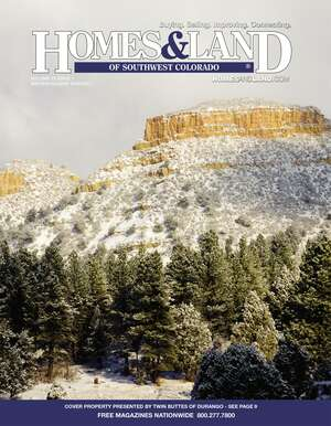 HOMES & LAND Magazine Cover. Vol. 23, Issue 01, Page 9.