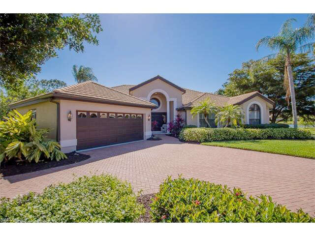 Single Family for Sale at 20138 Willow Bend Ct Estero, Florida 33928 United States
