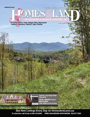 HOMES & LAND Magazine Cover. Vol. 39, Issue 01, Page 22.